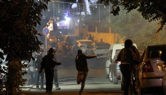 Doğu Kudüs'te gerginlik: 200'den fazla yaralı