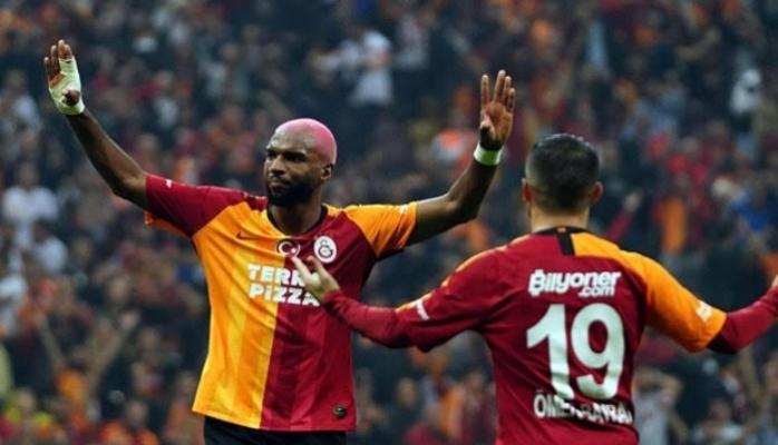 Galatasaray : 2 - Çaykur Rizespor : 0