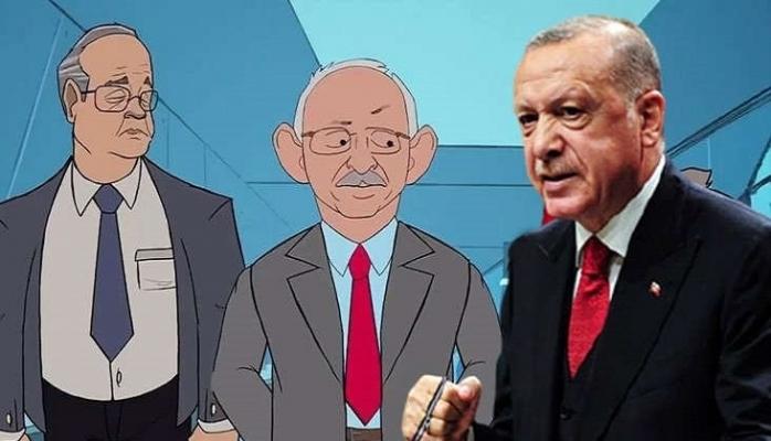 AK Parti'nin videosunda Erdoğan'ı kızdıran detay