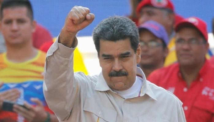 Maduro: Şantajlara teslim olmayacağız