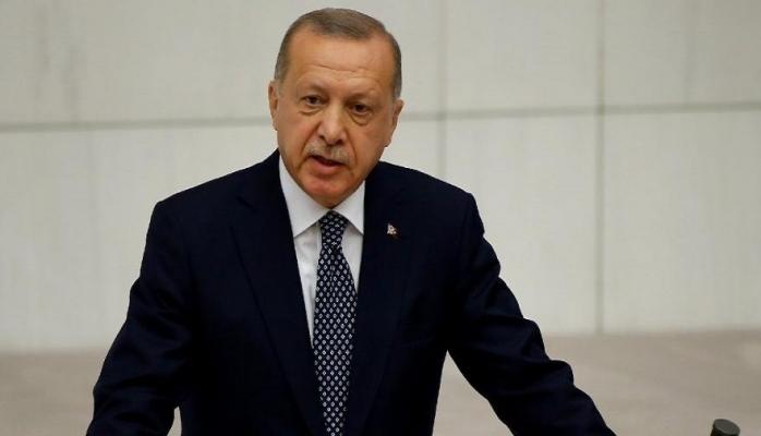 CHP Grubu'ndan Erdoğan'a tepki VİDEO