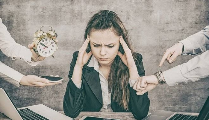Tükenmişlik sendromu  Nedenleri ve çözümleri