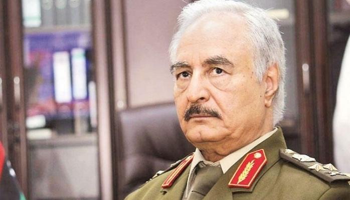 Hafter'den şart: Türkiye askerleri çıkarsa…