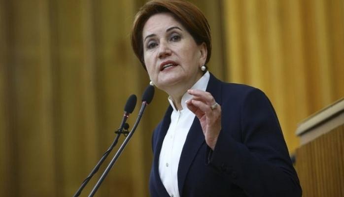 """Akşener'den Babacan ve Davutoğlu'na destek! """"Eğer isterlerse..."""""""