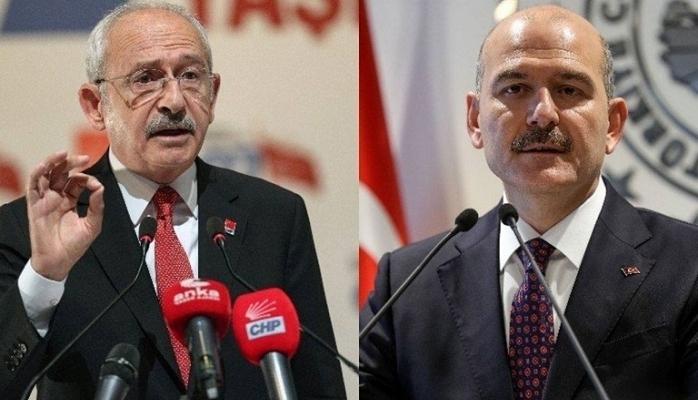 Bakan Soylu: Kılıçdaroğlu'nu hedef aldı