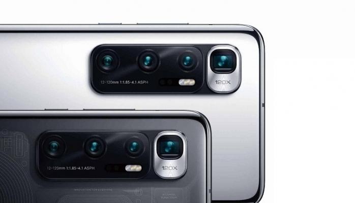 Xiaomi Mi 10 Ultra modeli ile görüntüyü 120 kat yaklaştıracak