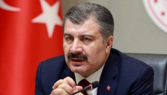 Bakan Koca Türkiye'de can kaybı 4229