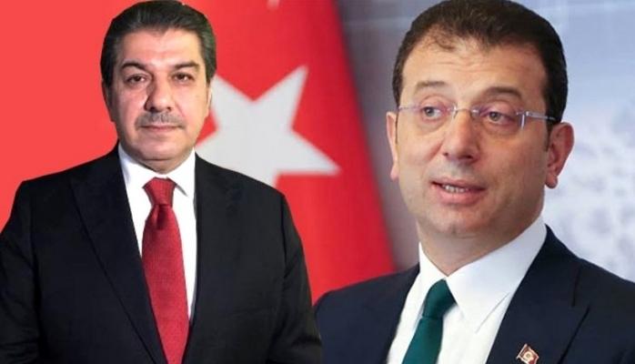İBB'nin metro açılışını eleştiren AKP'li Tevfik Göksu'ya Erdoğan'lı gönderme!