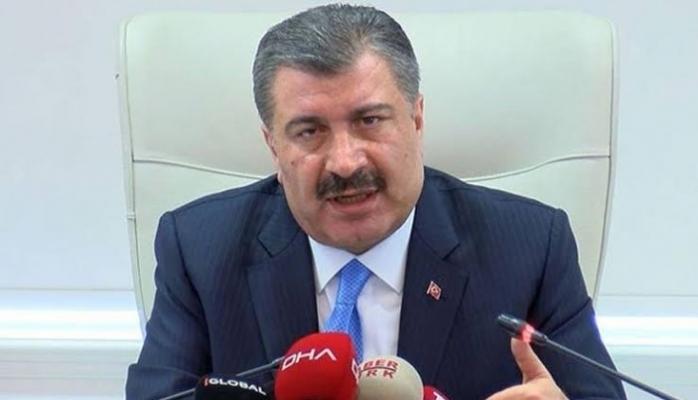 Sağlık Bakanı Koca son corona virüsü verilerini duyurdu!