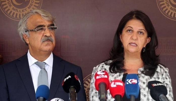 HDP: İlkeler ve yöntemler üzerinde müzakere edilmeli
