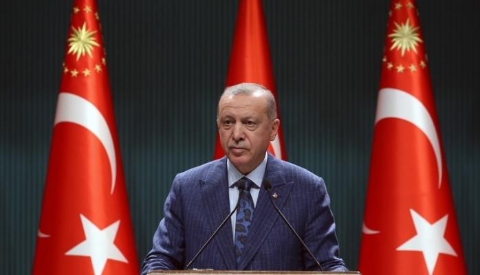 Erdoğan: 1 ay uzatıldı!