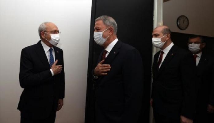 Soylu ve Akar'ın Kılıçdaroğlu'nu ziyareti MHP'yi çok kızdırdı