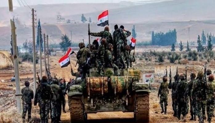 Suriye ordusu Türk ordusuna karşı harekete geçti