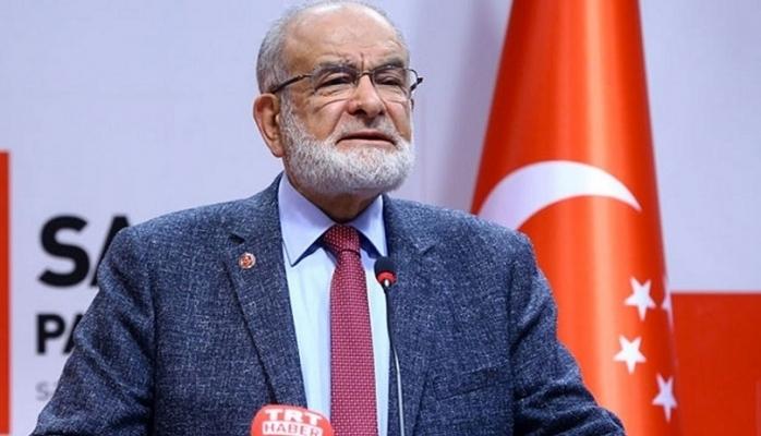 Saadet Lideri Karamollaoğlu'ndan 'Asiltürk' açıklaması