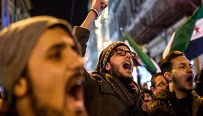 Suriyeliler İstanbul'da eylem yapacak