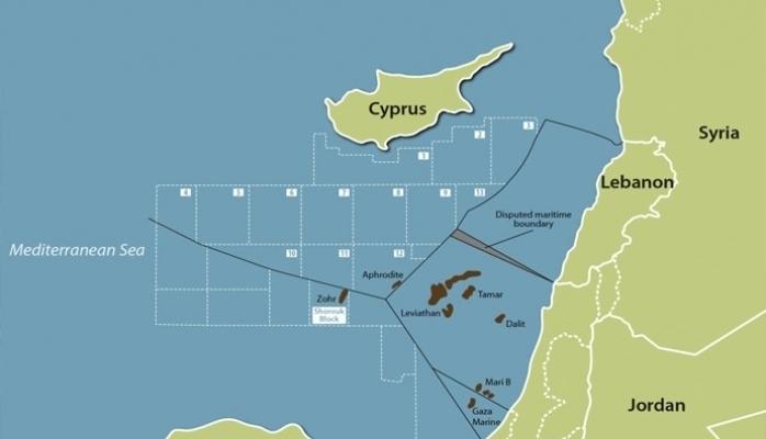İsrail'in Akdeniz'de kirli işgal planı