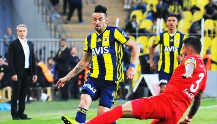 Fenerbahçe : 0 - Antalyaspor : 1