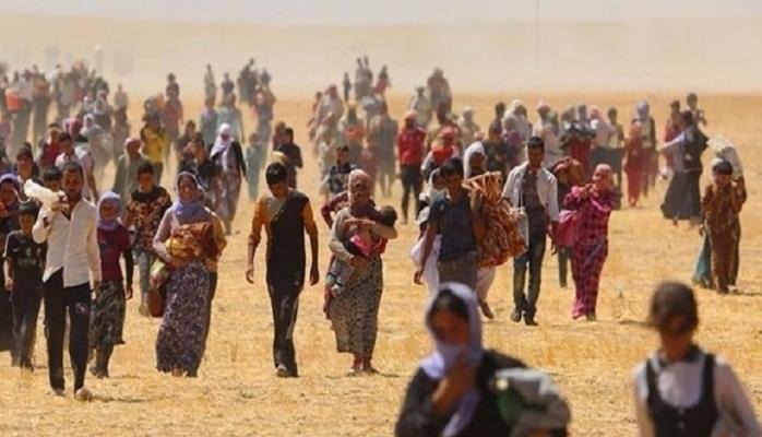 Suriyelilere 'vatana dön' çağrısı