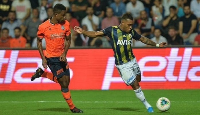 Başakşehir - Fenerbahçe maç sonucu: 1-2