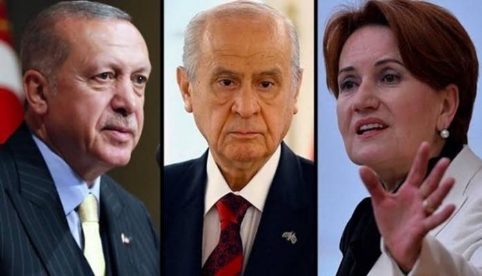 Bahçeli ve Erdoğan'ın Akşener'e çağrı yapmasının nedeni...