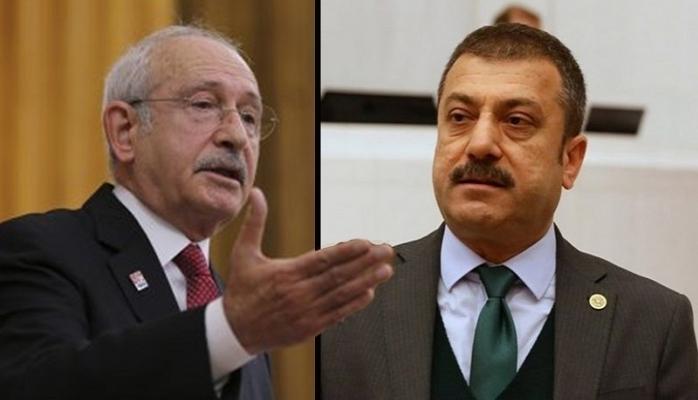 Kavcıoğlu'nun 128 milyar dolar açıklamasına Kılıçdaroğlu'ndan yanıt
