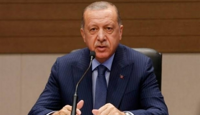 Erdoğan: ABD çekilmeye başladı