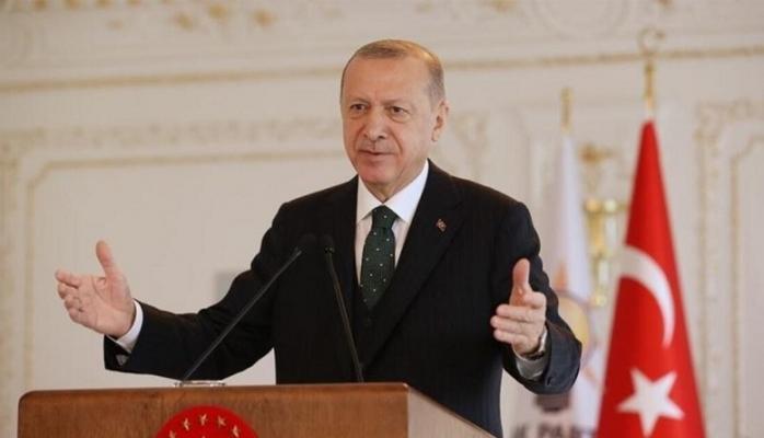 Erdoğan: Yurt yokmuş gibi kampanya yürütülüyor