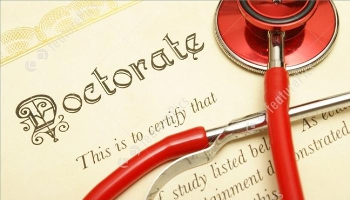 Doktora yapmanın faydaları