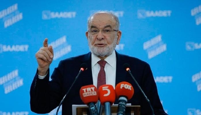Saadet Lideri Karamollaoğlu: Seçimlere müdahale edilecek