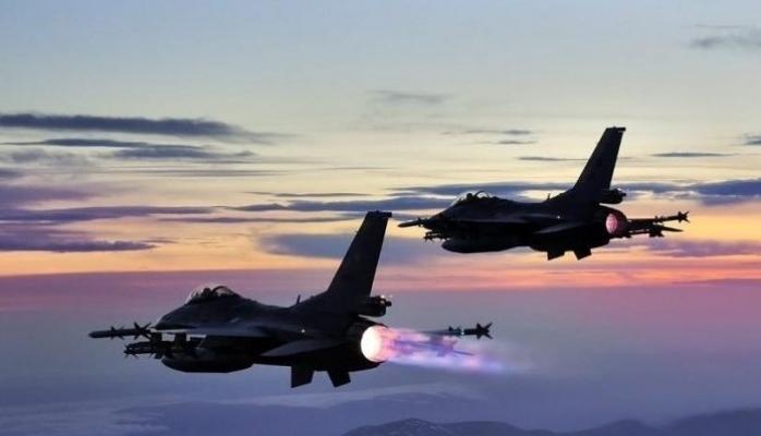 5 PKK'lı terörist bombalandı