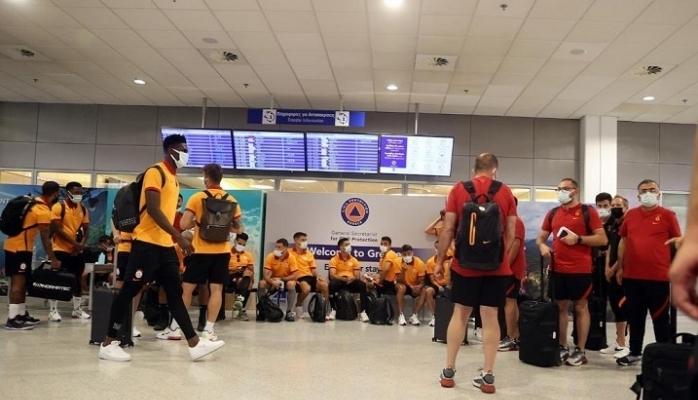 Galatasaray'a Yunanistan'da skandal tavır
