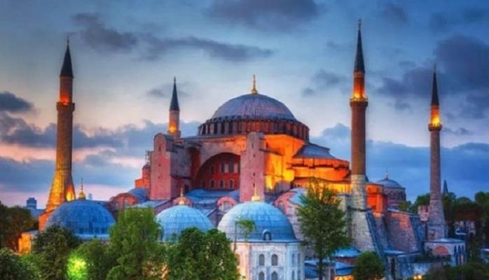 Türkiye'den UNESCO'ya Ayasofya taahhüdü