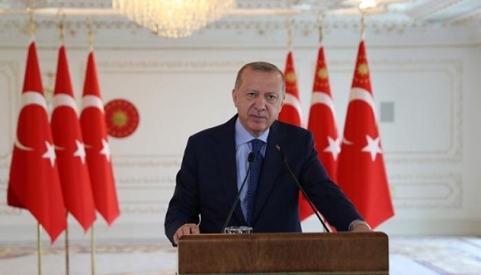 Erdoğan: Uyardı, açıkça İkaz ediyoruz...