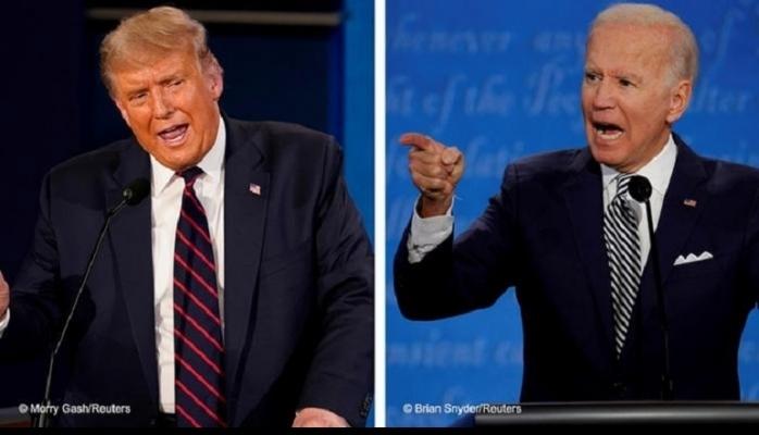 Anket: Biden Trump'ın 10 puan önüne geçti