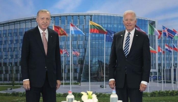 Erdoğan İle görüşen Biden'dan İlk açıklama