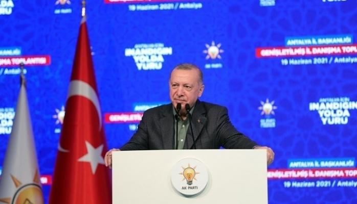 Erdoğan'dan İzmir'deki saldırıya İlişkin İlk açıklama