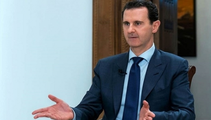 Esad'dan kirli ittifak