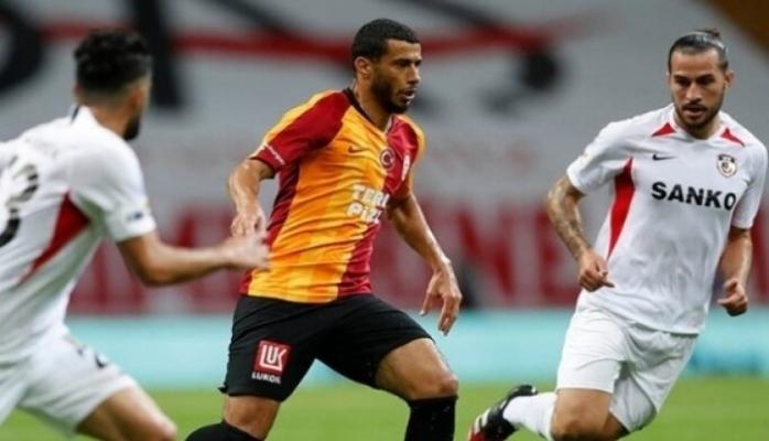 Galatasaray:3 - Gaziantep:3