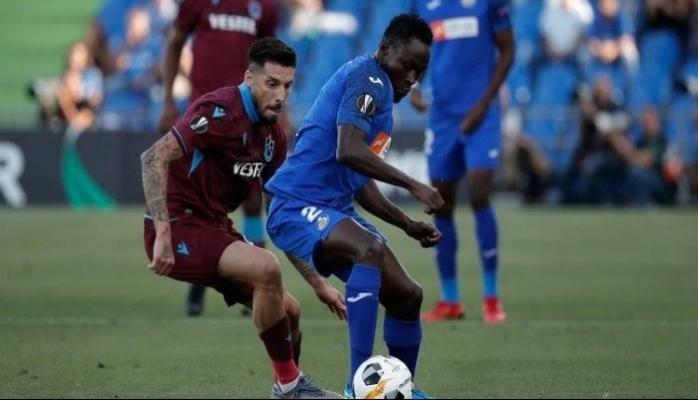 Getafe : 1 -Trabzonspor : 0