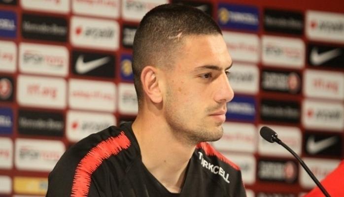 Merih Demiral resmen Juventus'ta