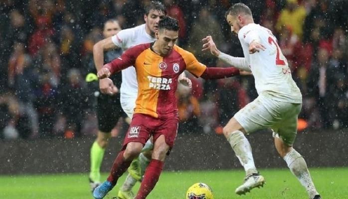 Galatasaray - Antalyaspor maç sonucu: 5-0
