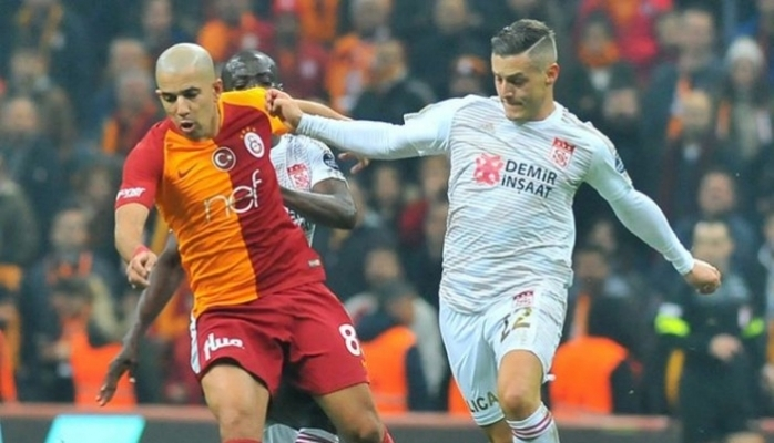 Galatasaray : 3 - Sivasspor : 2