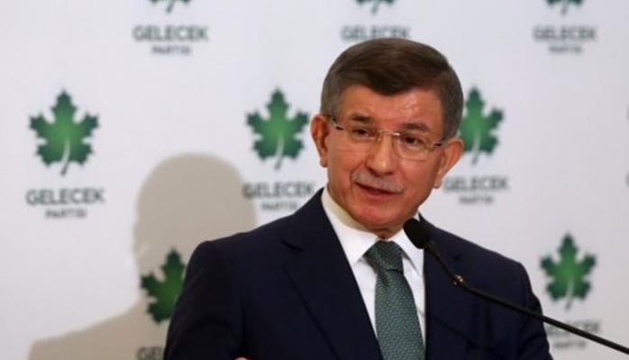 Davutoğlu : Tam bir skandal