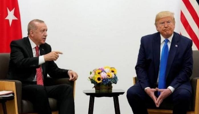Trump'tan Erdoğan'a mektup: Aptallık etme, gel anlaşalım, seni sonra arayacağım