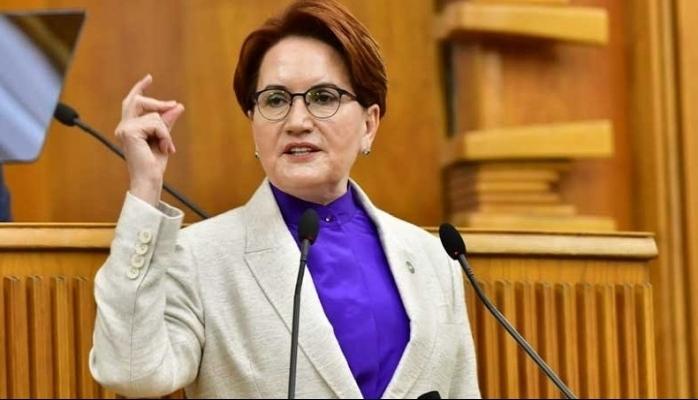 Meral Akşener Cumhurbaşkanlığına Aday Değilim!