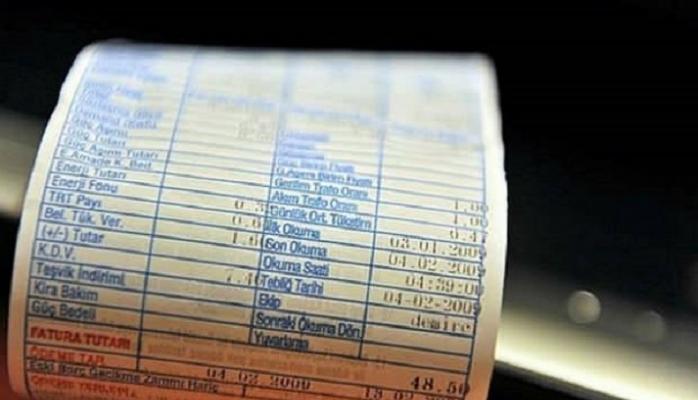 Elektrik faturası 120 TL üzerinde gelenler dikkat
