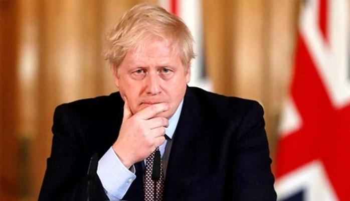 Karantinadaki Boris Johnson ilk kez görüntülendi