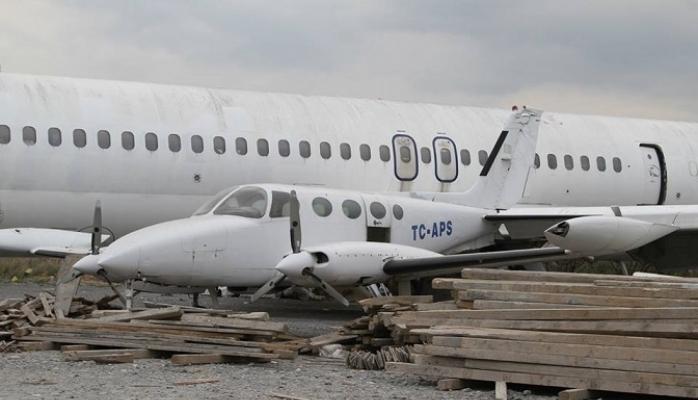 Hurda uçaklara ne olacağı belli oldu!