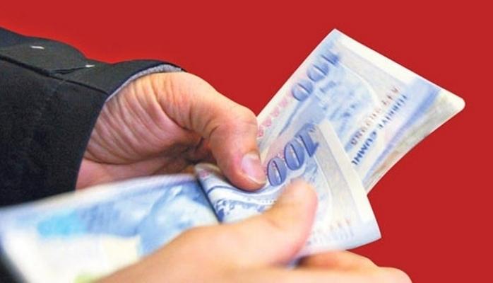 Maaşlara ilave ediliyor! En az 268 lira yatırılıyor