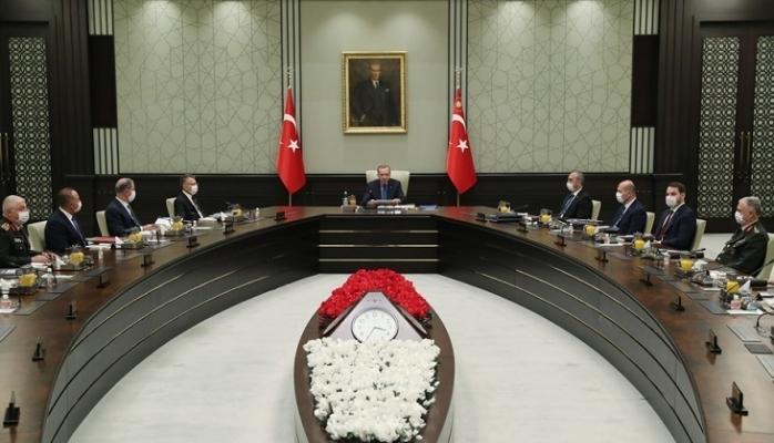 Cumhurbaşkanı Erdoğan: Kararlılıkla sürdürülecek
